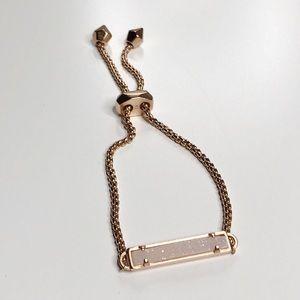 Kendra Scott Rose Gold Adjustable Bracelet